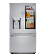LG Smart Wi Fi Enabled InstaView  Door in Door  Refrigerator LFXS26596S