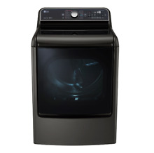 LG SteamDryer Series 29  9 0 cu  ft  Electric Dryer NOB BLEMISH FREE DLEX7700KE