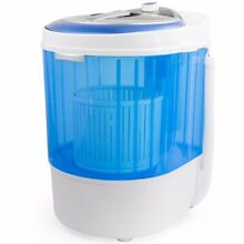 Ensue Portable Washing Machine 8 6LBS Laundry Wash Spin Cycle RV Camping Mini