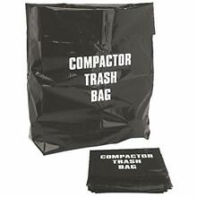 1006 Compactor Trash Parts   Accessories Bags For 12 quot Models  12 Pack  Home