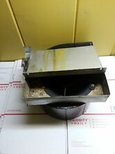 GE Stove Downdraft Blower Assembly WB38X5076 260587