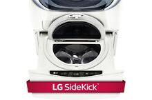 LG Sidekick WD100CW Pedestal Washing Machine  Kenmore Elite Pedestal Washer