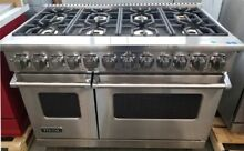 VIKING 7 SERIES DUAL FUEL 48 INCH STAINLESS RANGE MADE IN 2016