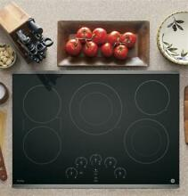 GE Profile PP9030SJSS Series 30  Built In Touch Control Electric Cooktop