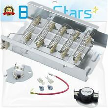 279838  279816 Dryer Heating Element With Dryer Thermostat Kit by Blue Stars
