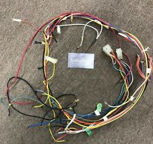 WB18T10285 GE Hotpoint Range Wiring Harness