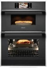 Dacor Modernist 30  Graphite Electric Combination Wall Oven DOC30M977DM