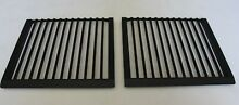Set of 2 Jenn Air 205395 Grill Grates for Downdraft Range Cooktop   Excellent