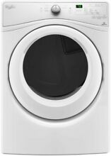 Whirlpool 27  WED75HEFW Front Load Electric Dryer