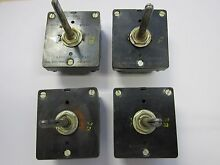 Vintage 1950 s Electric TAPPAN Stove Range Oven INFINITE SWITCH