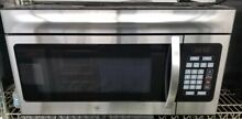 NEW OUT OF BOX BERTAZZONI 30  STAINLESS STEEL OVER THE RANGE MICROHOOD 300 CFM