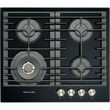 KitchenAid KHGD4 60510 Gas Cooktop 60cm Stainless Steel