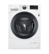 LG 24 Inch Ventless Electric Washer Dryer Combo WHITE WM3488HW