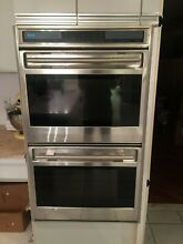 Wolf DO30F S Built in Double Oven L Series   Silver Stainless Steel