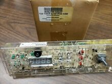 WB27K10027 GE oven range stove control board timer Assembly hotpoint knob