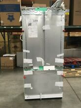 T36IT900NP THERMADOR 36  FRENCH DOOR BUILT IN FRIDGE PANEL READY OUT OF BOX