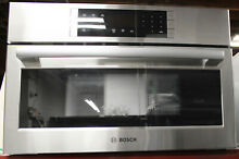 Bosch 800 Series HMC80151UC 30  Speed Oven with 1 6 cu  ft  Capacity