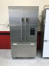 Fisher   Paykel RS36A72J1 36  Built In Stainless Steel French Door Refrigerator