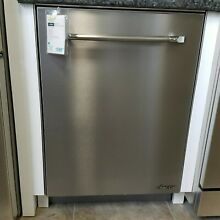 RDW24S w  ADWE24HCH DACOR HERITAGE SERIES STAINLESS DISHWASHER  DISPLAY MODEL