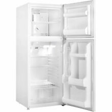 Danby 10 Cu  Ft  Frost Free Refrigerator Freezer  White  Lot of 1