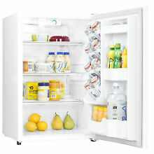 Danby 4 4 Cu  Ft  Compact Refrigerator  White  Lot of 1