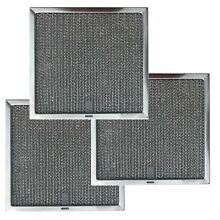 Thermador and Bosch Part 19 11 860 01  Replacement Range Filter Compatible 3pk