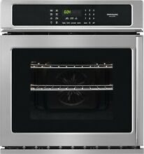 Frigidaire FGEW276SPF 27  Stainless Single Electric Wall Oven New