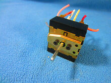 General Electric OEM Oven Parts  Selector Switch WB22X5085