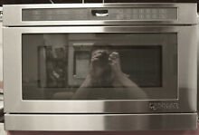 Jenn Air JMD2124WS 24  Stainless Steel Under Counter Microwave Drawer