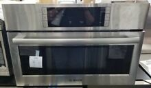 BOSCH OUT OF BOX 30  BUILT IN MICROWAVE STAINLESS STEEL