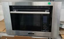 VIKING 30  COMBI STEAM CONVECTION OVEN WITH TRIM KIT STAINLESS STEEL