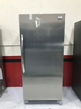 Frigidaire Gallery 19 Cu  Ft  Single Door All Refrigerator Stainless FGRU19F6QF
