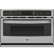 GE Profile PSB9100SFSS 27 in  Stainless Single Wall Oven Advantium Technology