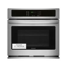 Frigidaire FFEW2726TS 27  Built in Stainless Steel Electric Wall Oven