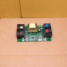 GE Hotpoint Stove Oven Control Board for model  RB525C2WH