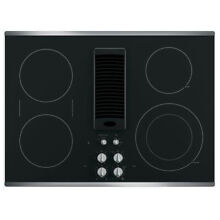 GE Profile PP9830SJSS 30  Downdraft Smoothtop Electric Cooktop