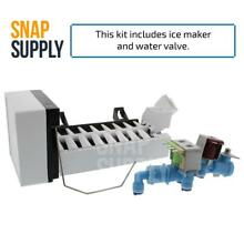 Snap Supply Ice Maker   Water Valve Kit 241798224   242252702 for Frigidaire