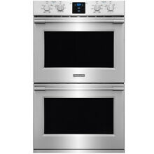 Frigidaire PRO FPET3077RF 30  Stainless Steel Double Electric Wall Oven