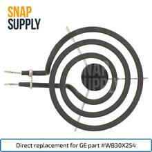 Snap Supply Burner Surface Element for GE Directly Replaces WB30X254  WB30x254