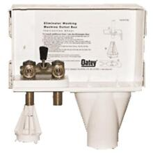Oatey 38634 The Eliminator Right outlet Washing Machine Outlet Box