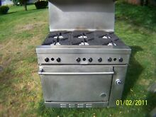 U s Stainless Steel 36 inches Gas Kitchen Ranges