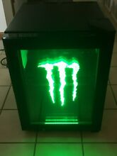 Monster Energy Drink IDW Mini Fridge 18 1 2  Tall