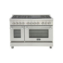 Kucht KPD481F Professional 48 in  6 7 cu  ft  Dual Fuel Range  Stainless Steel