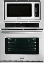 Frigidaire Gallery FGMC3065PF 30  Electric Wall Oven Microwave Combination