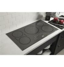GE Caf  Series Profile 36  Built In Electric Touch Control Induction Cooktop