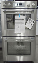 Thermador Professional Series POD302W 30  Double Oven with Rotisserie