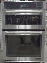 Jenn Air JMW2430WP 30  Stainless Combination Microwave Wall Oven