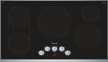 Thermador Masterpiece Series CEM366TB 36  Electric Cooktop