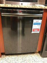PDT845SBLTS GE PROFILE 24  BUILT IN DISHWASHER BLACK STAINLESS DISPLAY MODEL