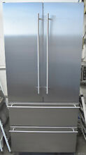 Liebherr CS2062 36  Counter Depth French Door Refrigerator